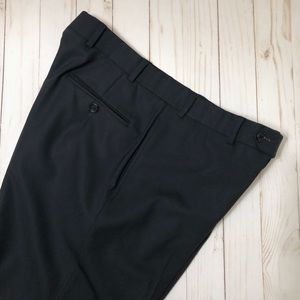 BROOKS BROTHERS 346 Flat Front Dress Trousers